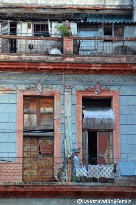 Windows, Old Havana