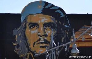 Che in Cienfuegos, Cuba