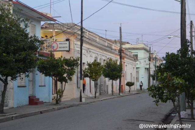 Close to our casa, Cienfuegos, Cuba