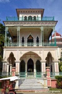 Palacio de Valle in Cienfuegos, Cuba