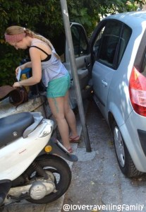 Parking in Dubrovnik