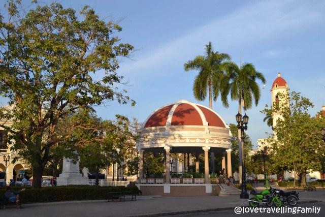 Parque Jose Martí, Cienfuegos, Cuba