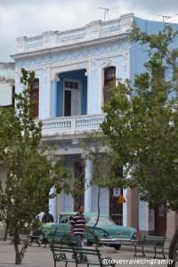Paseo del Prado, Cienfuegos, Cuba