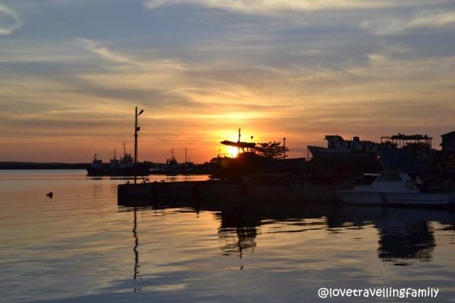 The bay Cienfuegos, Cuba