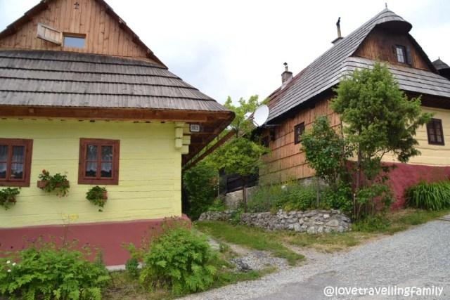Vlkolinec, UNESCO Slovakia