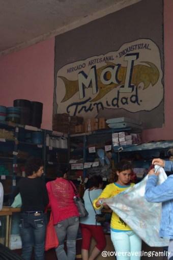 Shop, Trinidad, Cuba