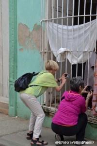Tourists. Trinidad, Cuba