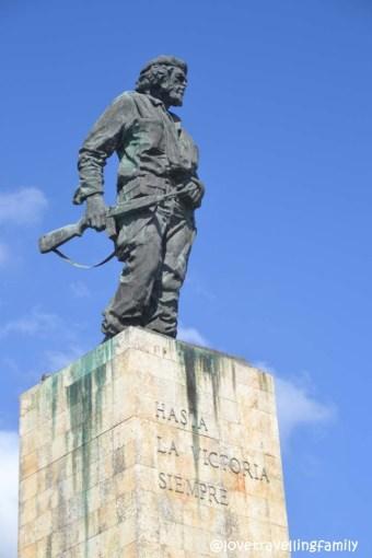 Comandante Ernesto Che Guevara, Santa Clara, Cuba