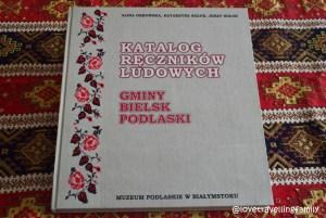 Katalog Ręczników Ludowych, cover