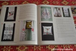 Katalog Ręczników Ludowych, towels