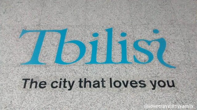 Tbilisi, The city that loves you