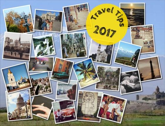Travel Tips 2017