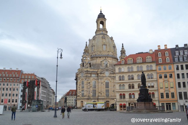 Frauenkirche, Old Town Dresden, Germany