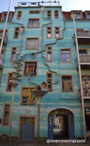 Kunsthofpassage, Neustadt, Dresden, Germany