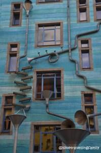 Kunsthofpassage in Neustadt, Dresden