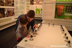 Lovetravelling family @ Children's Museum, Deutsches Hygiene-Museum, Dresden