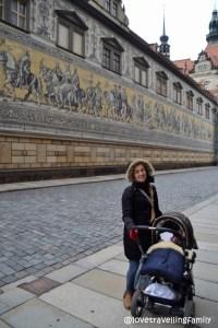 Lovetravelling family in Dresden, Germany