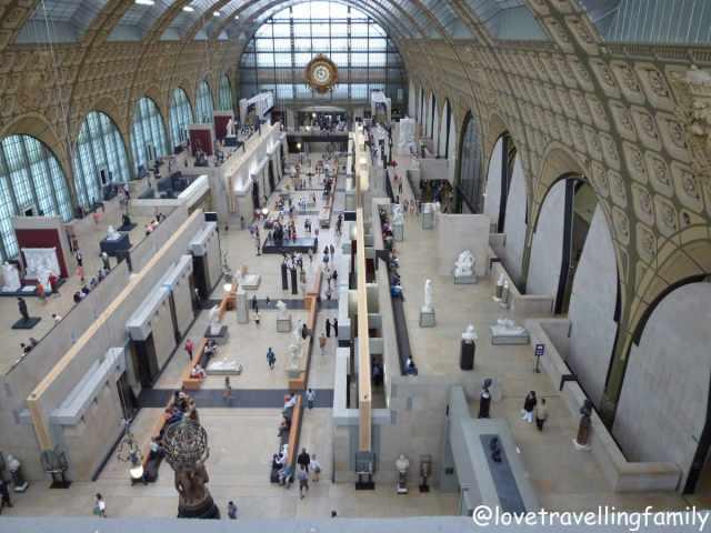 Musée d'Orsay, Paris, France