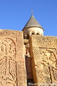 Khachkars, Noravank, Armenia