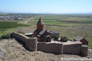 Monastery Khor Virap, Armenia