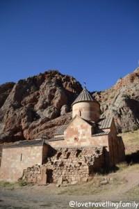 Monastery in Noravank, Armenia