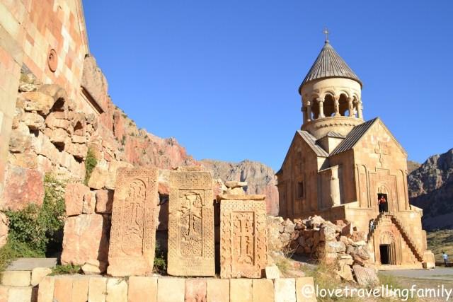 Noravank, Armenia, Southern Provinces