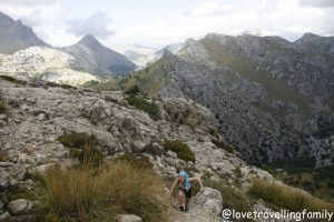 Hiking in Mallorca, Spain, Love travelling family
