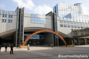 EU Parliament, Brussels, Belgium
