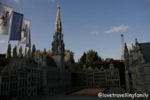 Mini-Europe. Brussels, Belgium
