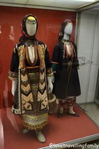 Museum of Greek Folk Art, Athens Greece