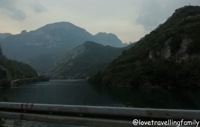Driving through Bosnia and Hercegovina