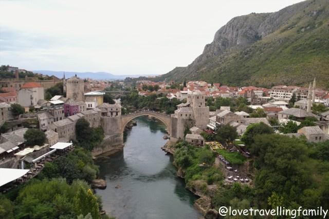 Old Bridge, Mostar, Bosnia and Herzegovina