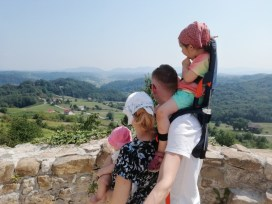 Lovetravellingfamily in Slovenia