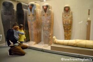 Metropolitan Museum of Art, Love travelling family