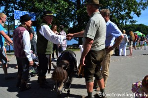 Festival at Trakai Island Castle, Lithuania with kids Love travelling family