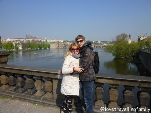 Prague, Czech Republic, Love travelling family