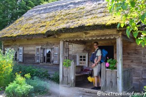 Rumšiškės Open Air Museum, Lithuania with kids Love travelling family