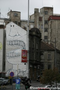 Serbia, Belgrade with kids, Love travelling family