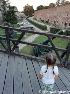 The Military Museum, Kalemegdan, Serbia, Belgrade with kids, Love travelling family