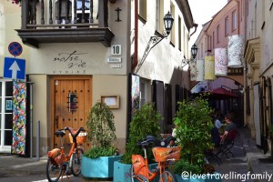 Vilnius, Lithuania with kids Love travelling family