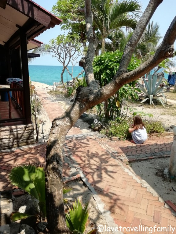 Kho Samui. Accommodation Love travelling family