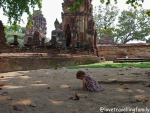 Where to stay in Ayutthaya. Ayutthaya with kids