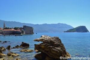 Budva, Montenegro with kids