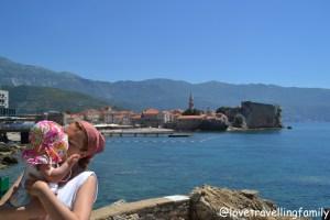 Budva, Montenegro with kids. Things to do in Budva. Balkans