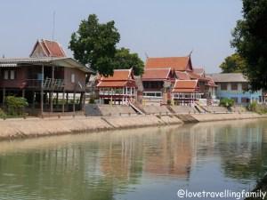 Chao Phraya Ayutthaya Phuttal Residence