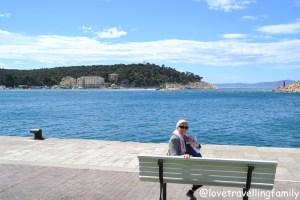 Makarska, Makarska Riviera. Croatia with kids. Family travel guide