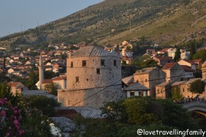 Mostar, Bosnia and Herzegovina. Things to do in Mostar. Balkans with kids