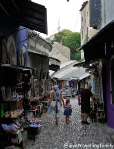 Old Town Mostar, Bosnia and Herzegovina. Things to do in Mostar
