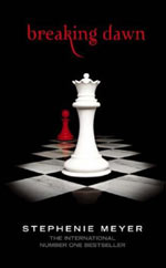 Breaking Dawn by Stephenie Meyer Cover Picture