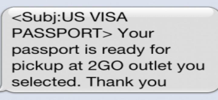Track US Visa Philippines Using ToGo - LoveVisaLife